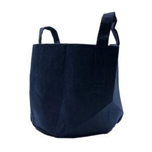 ルーツポーチ(不織布の植木鉢)持ち手type(LL)【幅35cm×高さ30cm】