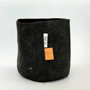 【おしゃれな植木鉢】ルーツポーチ(不織布の植木鉢)(M3ガロン)【幅25.5cm×高さ21.5cm】