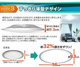 シーリングライトLEDクリアフレーム14畳アイリスオーヤマシーリングライトおしゃれ14畳ledシーリングライトリモコン付照明器具照明天井照明LED照明シーリングCL14DL-5.0CF調光調色