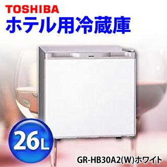 TOSHIBA[东芝]冰箱(27L、右差别)GR-HB30A2(W)白