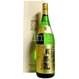 満寿泉(ますいずみ) 大吟醸 寿 木箱入 1800ml(1.8L)