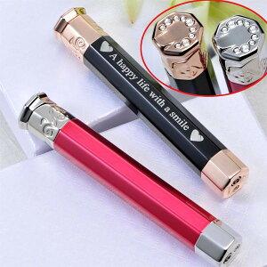 名入れ プレゼント 名前入れ プレゼント女性 SAROME サロメ エレガンス 電子ライター SK150