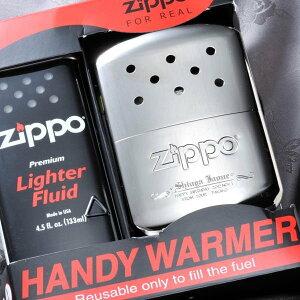ZIPPO オイルライター 名前入り 誕生日 記念日 おまもり  ギフト ギフト 名前入り プレゼント ZIPPOハンディーウォーマー&オイルセット