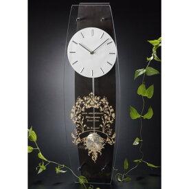 卒業記念品 時計 先生 部活 新築祝い 開店祝い周年記念 引っ越し祝い 結婚祝い 名入れ 時計 記念品名入れ プレゼント オリジナル硝子スタンダード振子時計