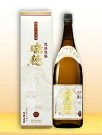 瑞穂 熟成三年古酒 25度/1800ml【沖縄】【泡盛】