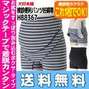 【送料無料】犬印 検診便利パンツ妊婦帯 HB8367犬印本舗 妊婦帯 ガードルタイプ