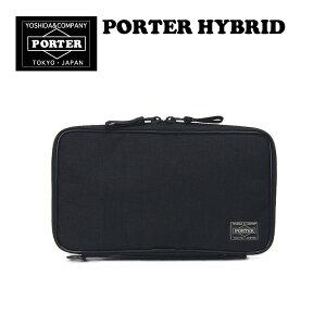 ポーター ハイブリッド パスポートケース トラベルオーガナイザー PORTER HYBRID ナイロン 財布 カードケース メンズ レディース 日本製 吉田カバン 737-17824 父の日 贈り物 無料ラッピング