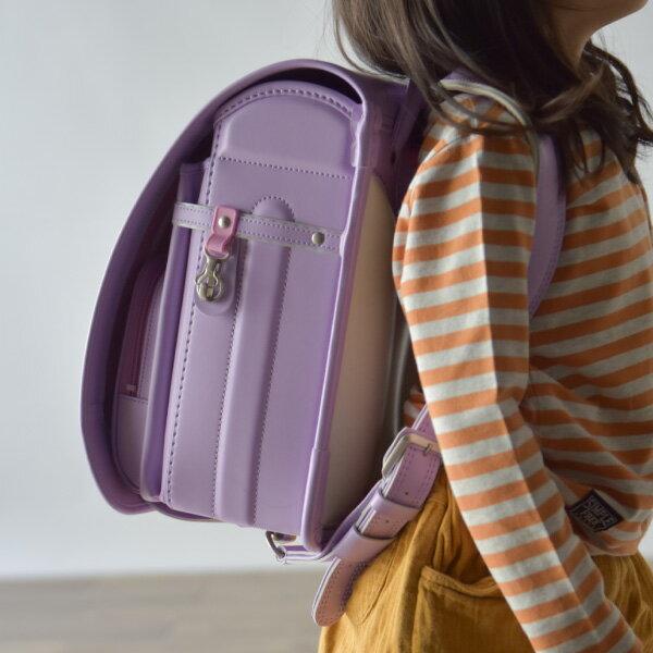 ランドセル 女の子 2019 プレミアムラブラン MH484JI5 モリちゃんランちゃん 刺しゅう入り A4サイズ対応 ワンタッチロック 学習院型 日本製 ラン活