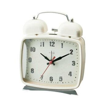 시계 「탁상 시계」밀 포드(아이보리)