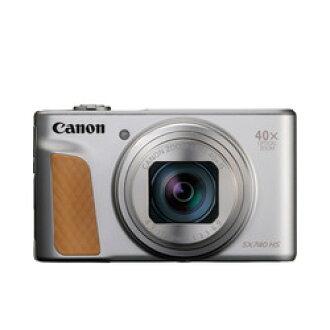 Canon digital camera PowerShot SX740 HS(SL) PSSX740HS(SL)(2956C004) indication stock =△
