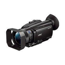ソニー デジタル4Kビデオカメラレコーダー Handycam AX700 FDR-AX700 目安在庫=△【10P03Dec16】