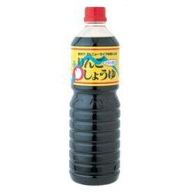 カネショウ 青森の味!りんごバーモント醤油 1000ml(C-4) メーカー在庫品【10P03Dec16】