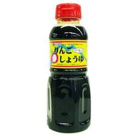 カネショウ 青森の味!塩分11.5%の美味しお醤油 りんごバーモント醤油 300ml(C-5) 目安在庫=△【10P03Dec16】