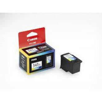 真正的佳能墨水匣 BC 341XL 精細佳能顏色 (大容量) (5214B001) 估計的存貨 = 1