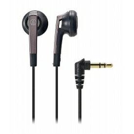 オーディオテクニカ インナーイヤーヘッドホン/ブラック ATH-C505 BK メーカー在庫品【10P03Dec16】