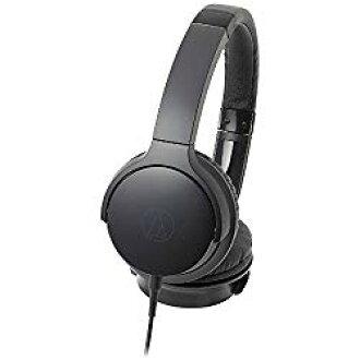 오디오 테크니카 휴대용 헤드폰 블랙(ATH-AR3BK) 메이커 재고품