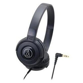오디오 테크 니카의 휴대용 헤드폰 블랙 ATH-S100 BK 기준 재고 = △