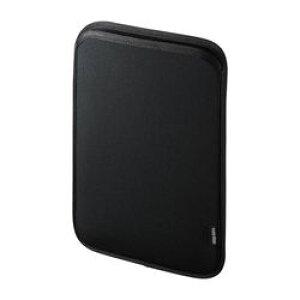 サンワサプライ ネオプレンスリップインタブレットPCケース(10.1型) PDA-TABS10BKN メーカー在庫品【10P03Dec16】