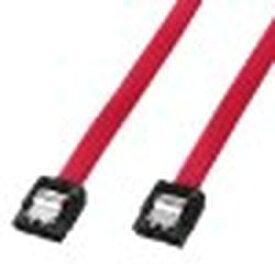 サンワサプライ シリアルATA3ケーブル 0.3m TK-SATA3-03 メーカー在庫品【10P03Dec16】