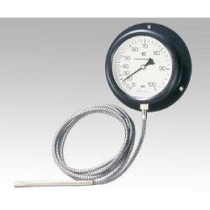 佐藤計量器製作所 壁掛け式隔測温度計 0〜100℃ (1台)(VB-100P) 目安在庫=△【10P03Dec16】