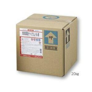 アズワン 次亜塩素酸ナトリウム製剤20kg(4987556115029) 目安在庫=○【10P03Dec16】