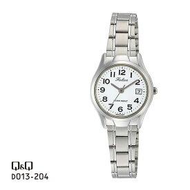 シチズン Q&Q ファルコン Falcon アナログ 腕時計 ペアモデル レディース D013-204 チプシチ 全国送料無料 ネコポス限定