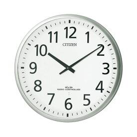 電波掛け時計 掛時計 リズム時計 スリーウェイブM821 4MY821-019 クロック CLOCK