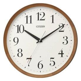 シチズン CITIZEN リズム時計 電波時計 掛け時計 電波掛け時計 8MY535-006