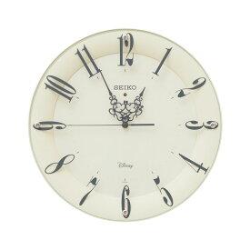 セイコー SEIKO 掛け時計 電波時計 大人ディズニー ミッキー ミニー シンプル FS506C インテリア時計 お取り寄せ