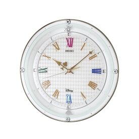 セイコー SEIKO 掛け時計 電波時計 大人ディズニー 不思議の国のアリス FS509W インテリア時計 お取り寄せ