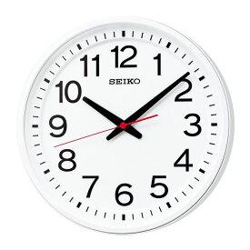 セイコー SEIKO 掛け時計 電波時計 学校 教室 見やすい スタンダード KX236W インテリア時計 お取り寄せ