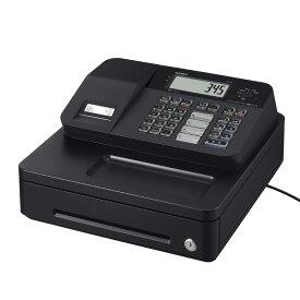 軽減税率対策補助金対象 Bluetoothレジスター カシオ CASIO SR-G3-BK 消費税率自動変更 電子レジスター スマホ連携 黒 ブラック かっこいい デザイン重視