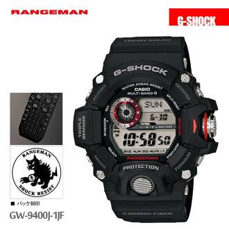 CASIO Casio g-shock G shock RANGEMAN ( rangemann ) mens watch GW-9400J-1JF fs3gm