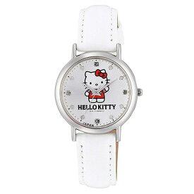 シチズン ハローキティ 腕時計 HELLO KITTY WATCH カジュアルウォッチ 日本製 0017N004 お取り寄せ