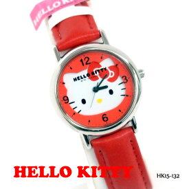 ハローキティ 腕時計 HELLO KITTY WATCH カジュアルウォッチ シチズン Q&Q HK15-132 レディース お取り寄せ