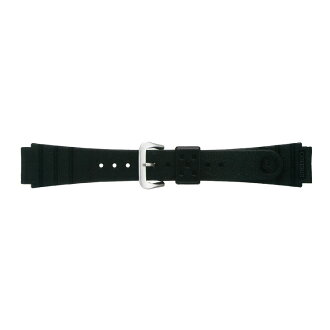 SEIKO Seiko genuine urethane band / diver band gang width: 19 mm replacement band DAL3BP