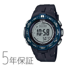 プロトレック カシオ CASIO PRO TREK 電波 ソーラー タフソーラー 腕時計 メンズ PRW-3100YB-1JF