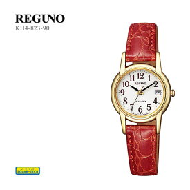 シチズン CITIZEN REGUNO レグノ ソーラー電源 ストラップ 女性用 レディース KP4-823-90 腕時計