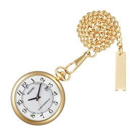 シチズン CITIZEN REGUNO レグノ 懐中時計 ゴールドカラー KL7-922-31 ポケットウォッチ 腕時計 お取り寄せ