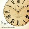 从英国出发!Roger Lascelles(罗杰·罗素)车站钟表挂钟RL-PUB-GLAS