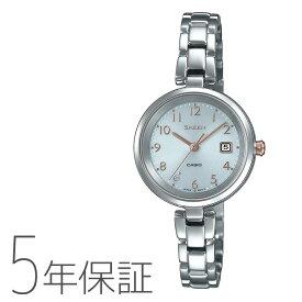 SHEEN シーン カシオ CASIO ソーラー 腕時計 レディース SHS-D200D-7AJF