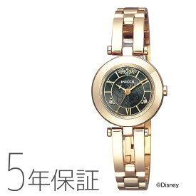 wicca ウィッカ シチズン CITIZEN ディズニーアニメーション『アラジン』限定モデル ソーラーテック 腕時計 レディース KP5-221-51