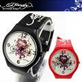 海外セレブご用達ブランド!EdHardy-メンズウォッチ腕時計SPECTRUMLOVEKILLSSLOWLY【エドハーディー】【ラブキル】【レビューを書いて送料無料!】【エド・ハーディー】【あす楽対応】
