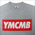 YMCMBロゴTシャツ!YMCMB-SupremeTeam-Men'sT-Shirt【リルウェイン/バードマン/ヤングマネー/キャッシュマネー】【メンズ】【Tシャツ】【あす楽対応】【メール便未対応】