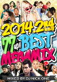 77UP!!BESTMEGAMIX2014-2NDHALF-DJNICKONE【国内盤】【洋楽DVD】【あす楽対応】