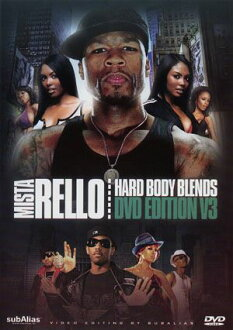 HARD BODY BLENDS -DVD EDITION V3- MISTA RELLO