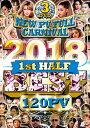 【洋楽DVD】2018年上半期ベストPVの選曲チョイスがマチガイナイ! NEW PV FULL CARNIVAL -2018 1st HALF BEST- 3D...