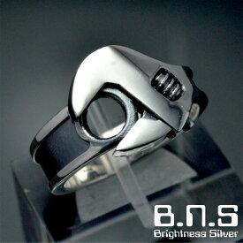 工具の指輪 モンキーレンチリング シルバー925製 Silver925 銀製