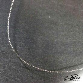 ネックレス K18 ゴールド チェーン アズキ ホワイトゴールド ピンクゴールド イエローゴールド レディース 0.2φ 3cmの長さ調節可能 gn008