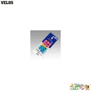 ベロス カラー目玉クリップ パック入<豆> KCS-2555【a50000】